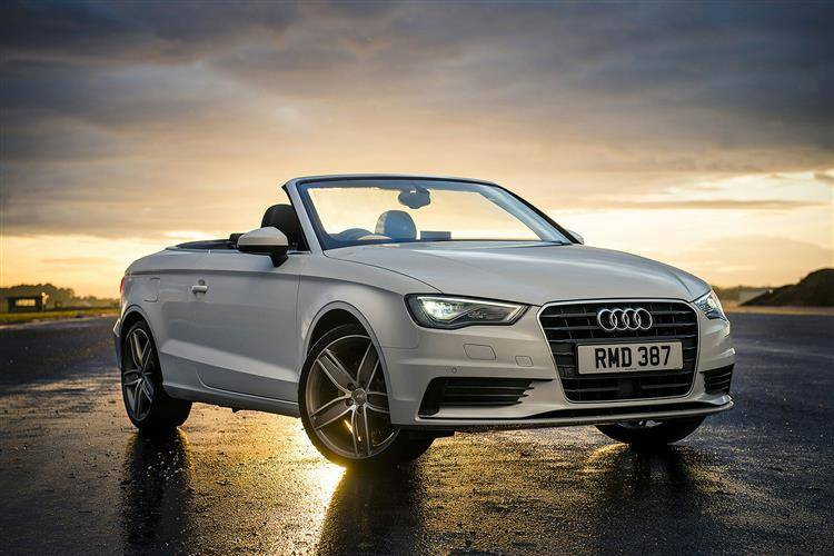 Audi A3 Cabriolet (2014 - 2016) used car review