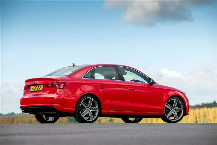 Audi A3 Saloon (2013 - 2016) used car review
