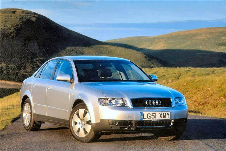 Audi A4 (1995 - 2001) used car review