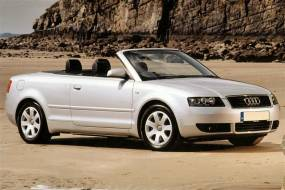 Audi A4 Cabriolet (2001 - 2006) used car review