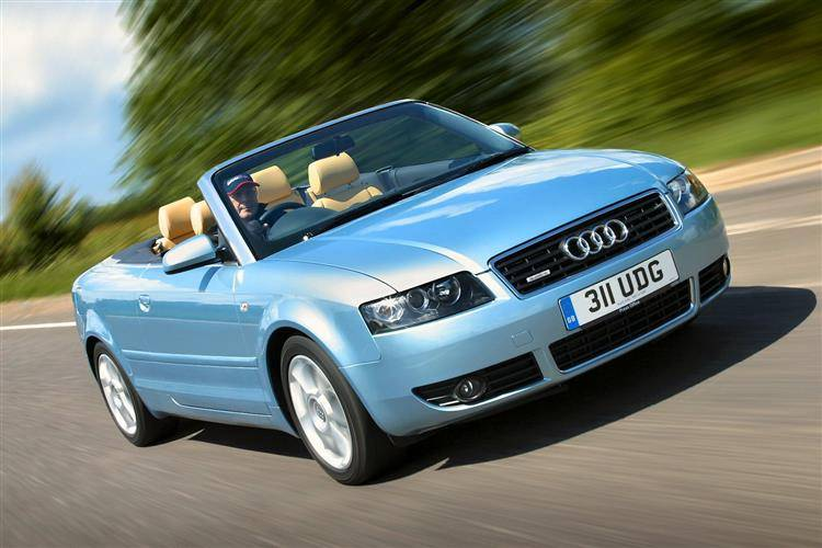 Audi A4 3.0 Cabriolet Petrol 2002 Onwards CAR BATTERY