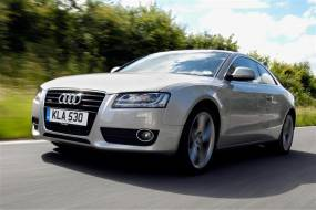 Audi A5 Coupe (2007 - 2011) used car review