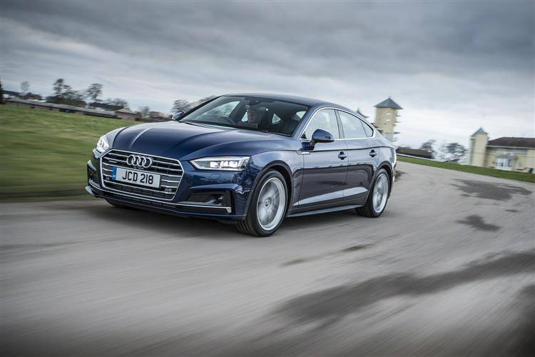 Audi A5 Sportback (2016 - 2020) used car review