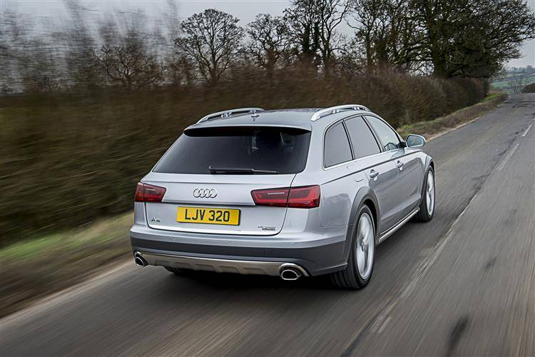 Audi A6 allroad (2012 - 2019) used car review