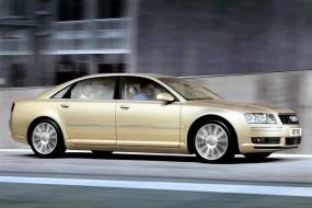 Audi A8 (2003 - 2010) used car review