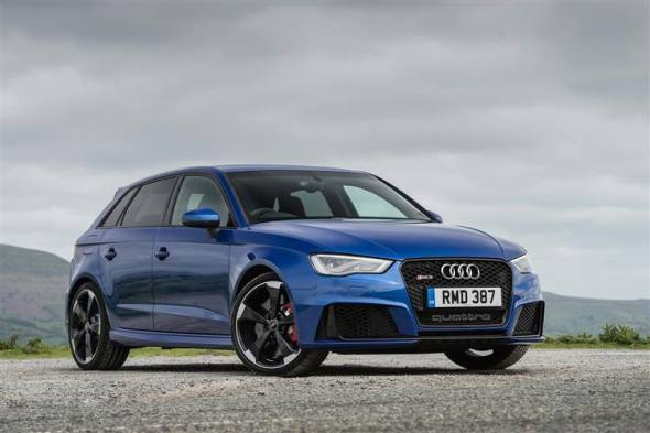 Audi RS3 Sportback (2015 - 2017) used car review