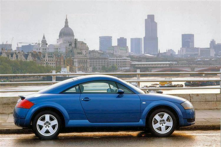 Audi TT (1999 - 2006) used car review