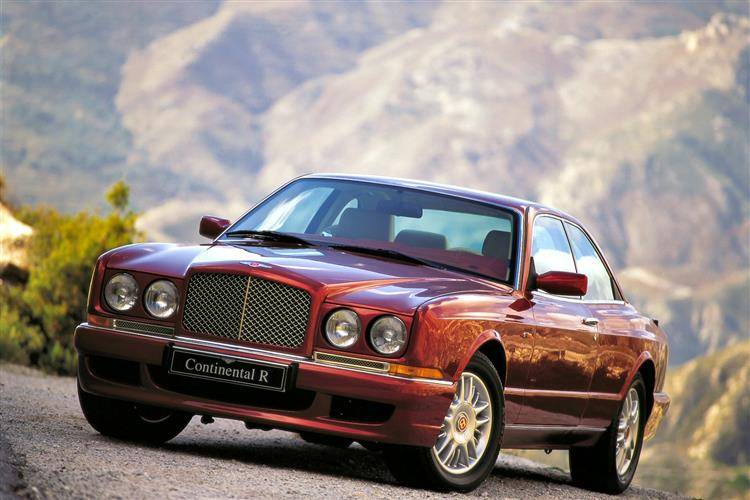 Bentley Continental (1991 - 2003) used car review