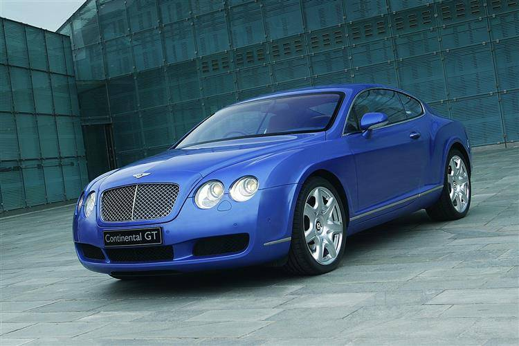 Bentley Continental GT (2003 - 2010) used car review