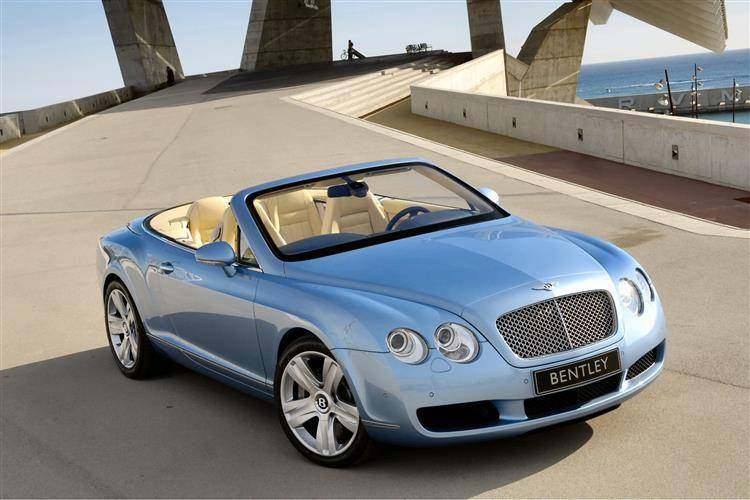 Bentley Continental GTC (2006-2011) used car review