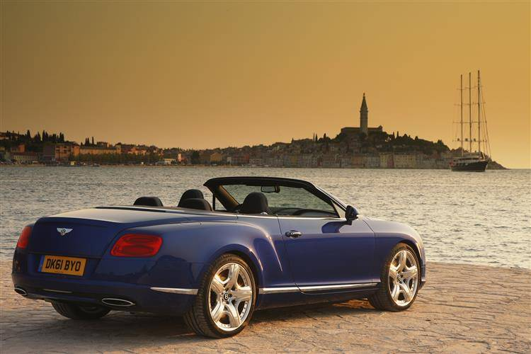 Bentley Continental GTC (2011 - 2018) used car review