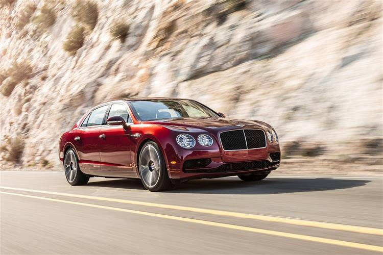 Bentley Flying Spur (2013 - 2019) used car review
