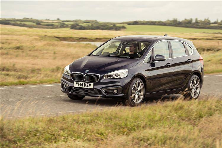 BMW 2 Series Active Tourer (2014 - 2018) used car review