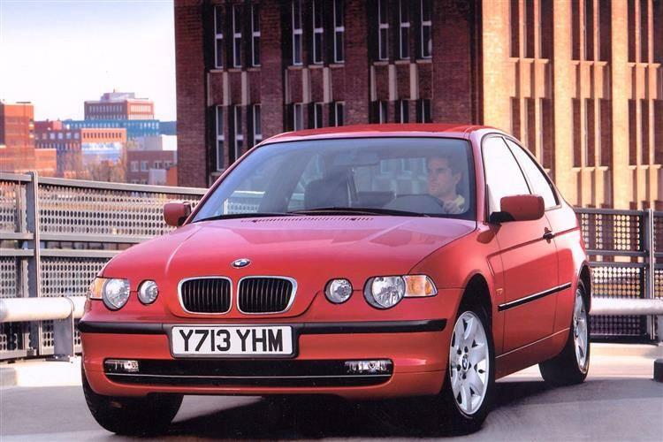 bmw 318i compact 2003