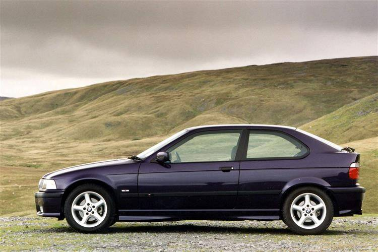 BMW 3 Series Compact (1994 - 2001) used car review