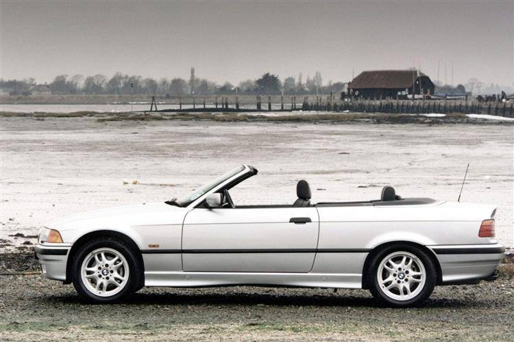BMW 3 Series Convertible (1994-2000) used car review