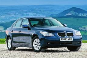 BMW 5 Series (2003 - 2010) used car review