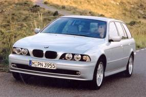 BMW 5 Series Touring (1997 - 2003) used car review
