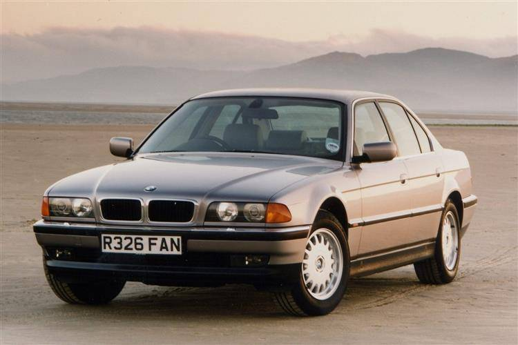 BMW 7 Series (1994 - 2002) used car review