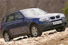 BMW X3 (2004 - 2010) used car review