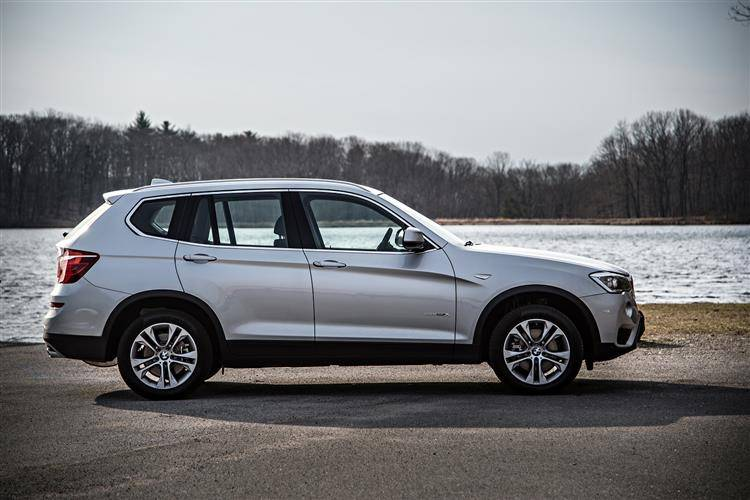 BMW X3 (2010 - 2017) used car review