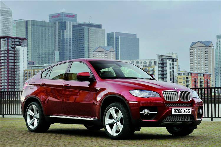 BMW X6 (2008 - 2011) used car review