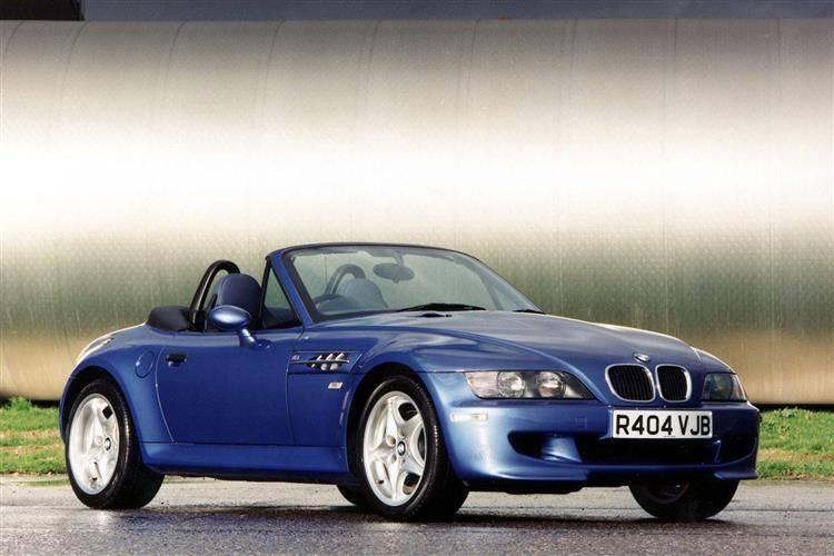 BMW Z3 (1997 - 2003) used car review