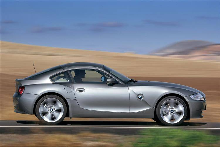 BMW Z4 Coupe (2006 - 2009) used car review
