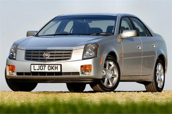 Cadillac CTS (2005 - 2008) used car review