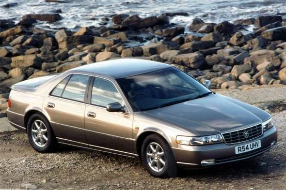Cadillac Seville (1998 - 2002) used car review