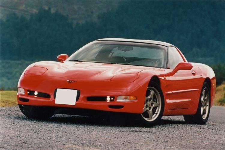 Chevrolet Corvette C5 (1998 - 2002) used car review