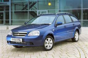 Chevrolet Lacetti Station Wagon (2005 - 2011) used car review