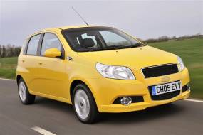 Chevrolet Aveo (2008 - 2012) used car review