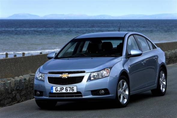 Chevrolet Cruze (2008 - 2015) used car review