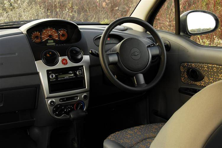Chevrolet Matiz (2005 - 2010) used car review