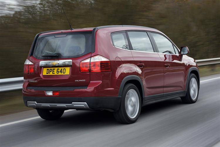 Chevrolet Orlando (2011 - 2015) used car review