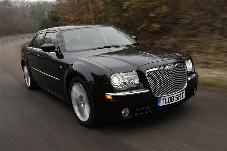 Chrysler 300C (2004 - 2011) used car review