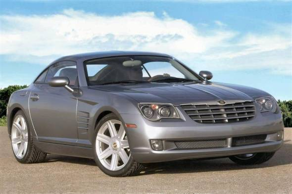 Chrysler Crossfire (2003 - 2009) used car review