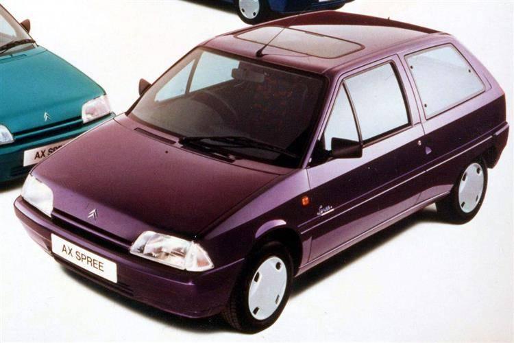 Citroen AX (1987 - 1997) used car review