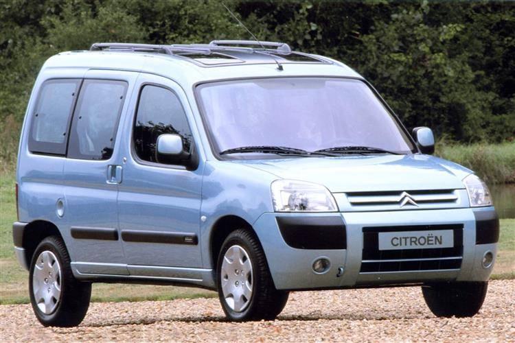 Citroen Berlingo Multispace (1998 - 2008) used car review