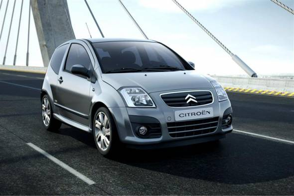 Citroen C2 (2003 - 2009) used car review