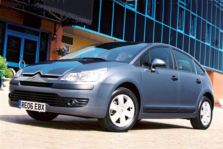 Citroen C4 (2008 - 2010) used car review