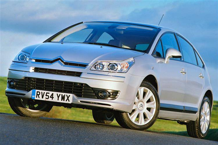 Citroen C4 (2004-2008) used car review