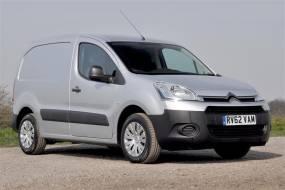 Citroen Berlingo van (2008 - 2015) used car review