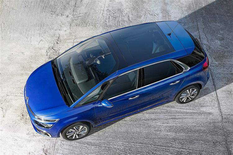 Citroen C4 Picasso (2016 - 2018) used car review