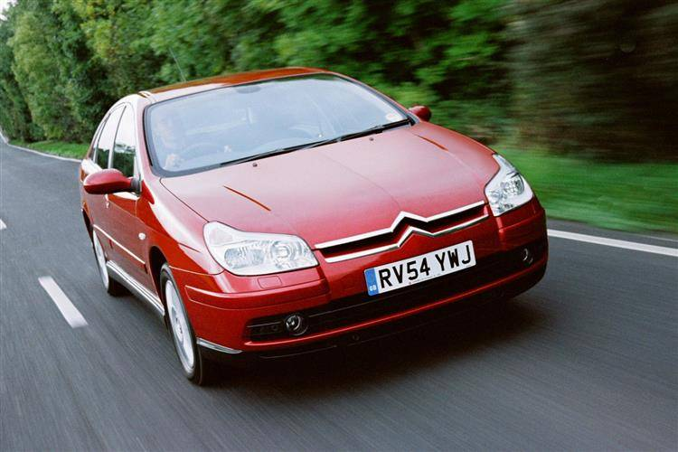Citroen C5 (2004 - 2008) used car review
