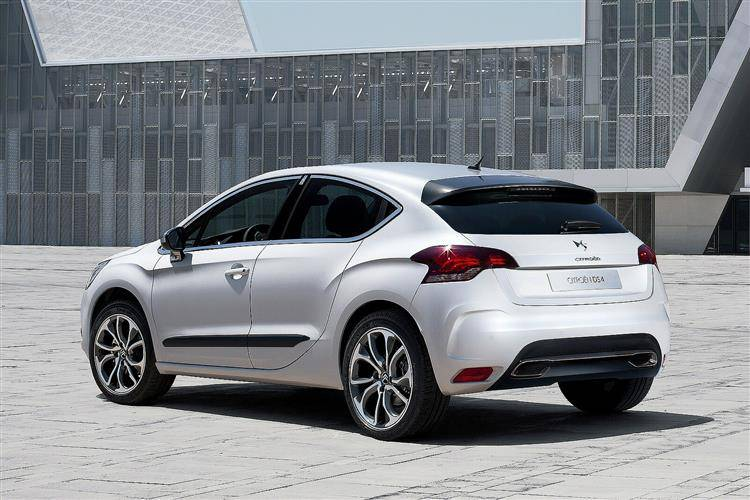 Citroen DS4 (2011 - 2015) used car review
