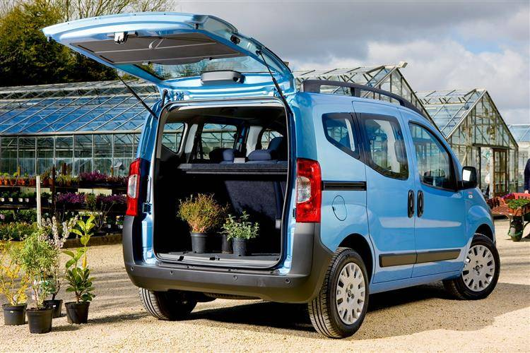 Citroen Nemo Multispace (2009 - 2015) used car review