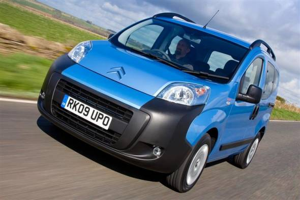 Citroen Nemo Multispace (2009 - 2015) used car review