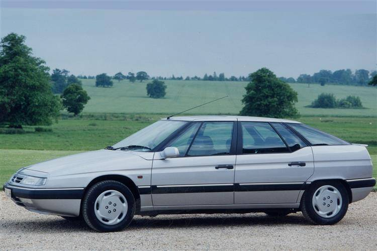 Citroen XM (1989 - 2000) used car review